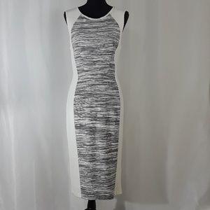 H & M Size Large Sheath Sleeveless Dress